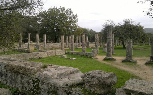 Αρχαία Ολυμπία Ιερά