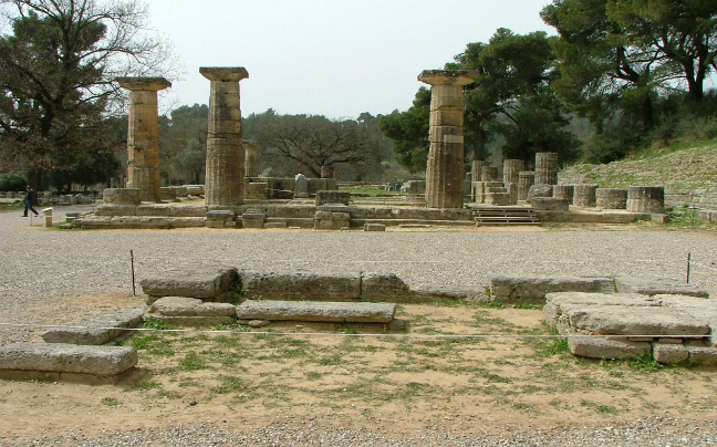Αρχαία Ολυμπία Στάδιο