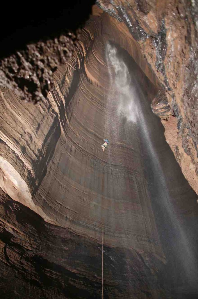 Ellison's Cave, USA