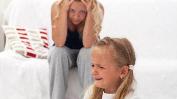 Κλάμα παιδιού