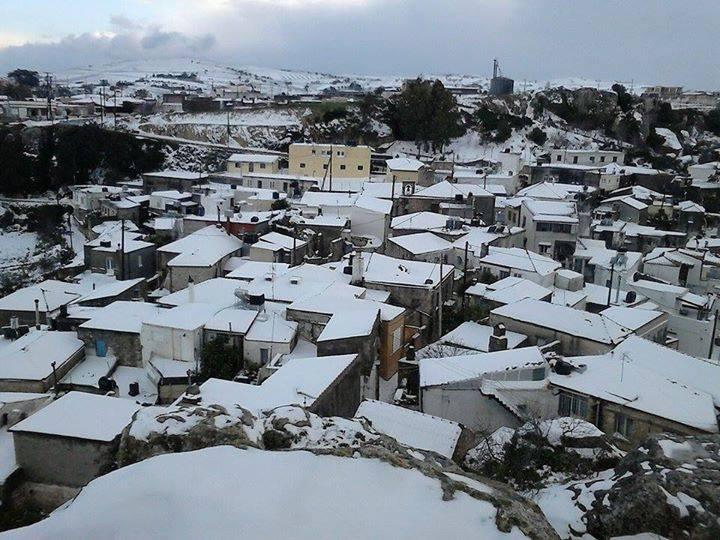 Χειμώνας στο χωριό