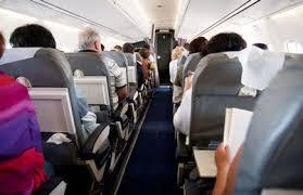 Επιβάτες αεροπλάνου