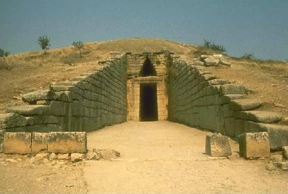 Ο Τάφος του Αγαμέμνωνα