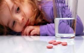 Παιδί ατύχημα με χάπια