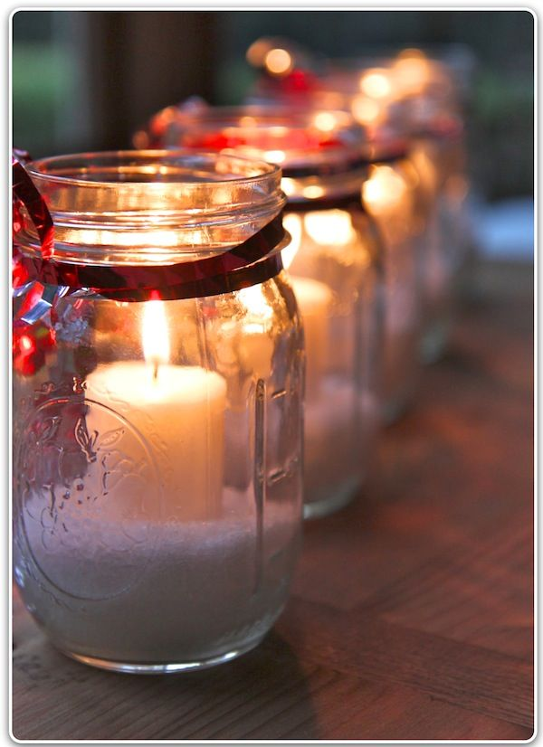 Γιάλυνο βάζο με κερί1