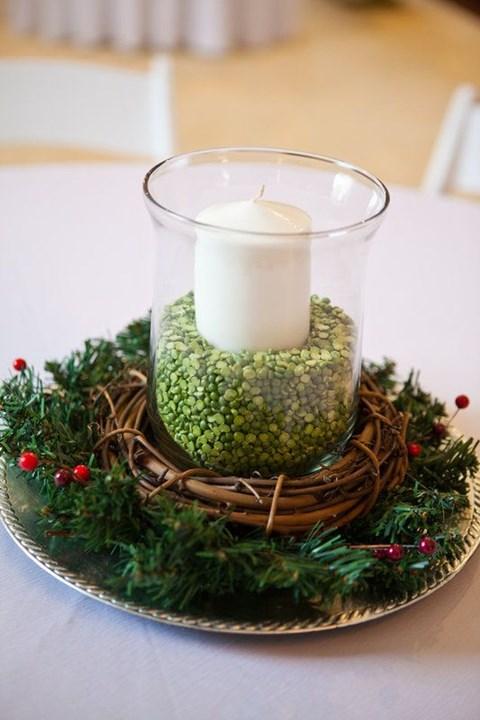 Ποτήρι με κερί