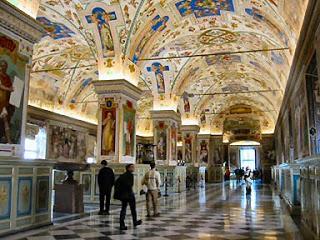 Μουσείο του Βατικανό – Ρώμη