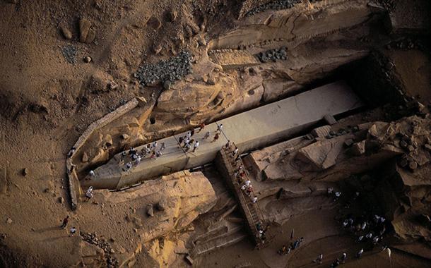 Οβελίσκος του Ασουάν-Αίγυπτος