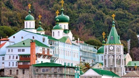 Ιερά Μονή Ρωσικού (Αγίου Παντελεήμονος)